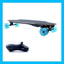 Adult Blue Remote Scooter Board Electric Skateboard